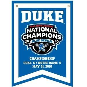 Duke Blue Devils 2010 NCAA Division I Mens Lacrosse