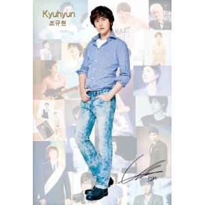 Kyuhyun of Super Junior great POSTER 23.5 x 34 Superjunior Suju Korean