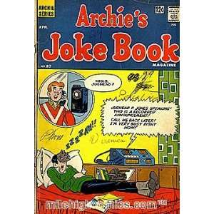 Archies Joke Book (1953 series) #87 Archie Comics Books