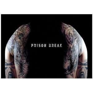 prison break tattoo on popscreen. Black Bedroom Furniture Sets. Home Design Ideas