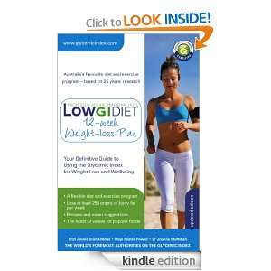 Low GI Diet 12 week Weight loss Plan Your Definitive Guide to Using