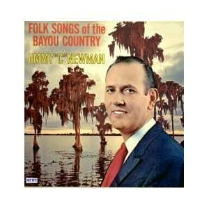 Folk songs of the Bayou Country (US) / Vinyl record [Vinyl LP] Music