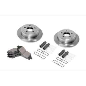 Omix Ada 16760.03 Front Disc Brake Service Kit Automotive