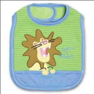 Stephen Joseph Lion Baby Bib Baby