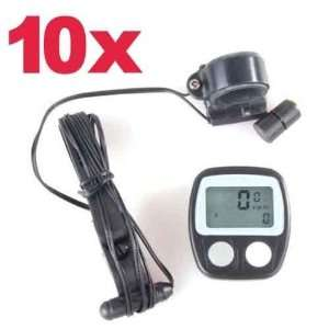 Digital Bicycle Cycle Computer Speedometer/Odometer