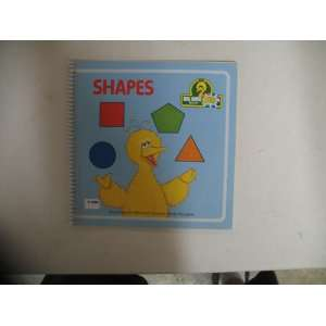 Shapes (Big Bird Beep Book) Peter Panas Books