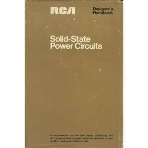 RCA Solid State Power Circuits Designers Handbook Rca