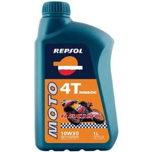 MOTO RACING 4T 10W30 1/LTR: Automotive