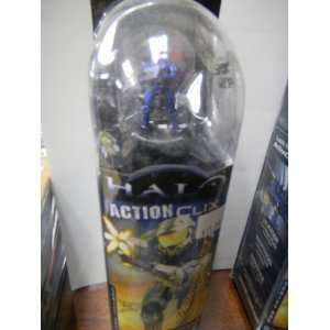 Halo Action Clix Series One Game Pack 4 Blue with Two Guns