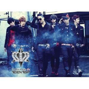Teen Top Mini Album Vol. 2   Its Poster (25*18in  In Tubed Shipping)