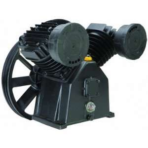 145 PSI 5 HP Twin Cylinder Air Compressor Pump with Spash Lubrication