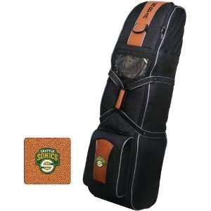 Seattle Sonics NBA Pebble Grain Golf Bag Travel Cover