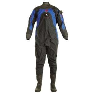 Pinnacle Evolution Rear Entry Drysuit: Sports & Outdoors