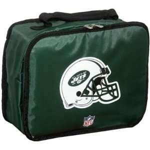 New York Jets NFL Football Team Soft Lunch Box Lunchbox