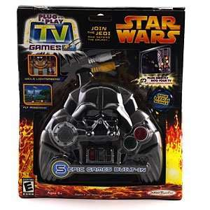 Star Wars Episode III   Plug it in and Play Video Game