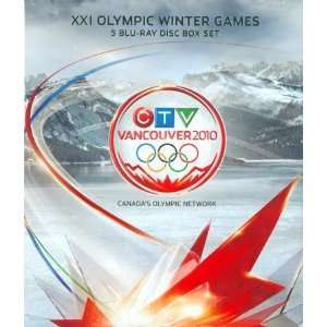 Vancouver 2010 Olympic Winter Games Limited Edition Box
