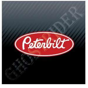 Peterbilt Road Trucks Emblem Logo Car Trucks Sticker Decal