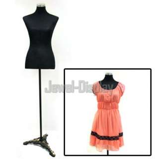 Woman Mannequin Dress Form Model Shop Display Pins On