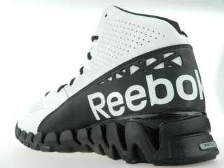 John Wall Zigtech White Black Basketball Shoes 884562876378