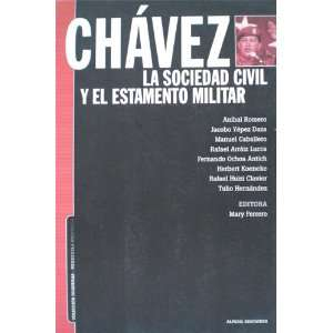 el estamento militar (9789803540968) Anibal Romero, Jacobo Yepez