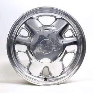 16 Inch Gmc Sierra Yukon Polish Wheel Oem #5095 Automotive