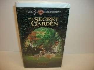 Garden VHS touching Drama Movie   Maggie Smith 085391900030