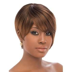 Synthetic Hair Half Wig OUTRE Quick Weave Cap Ali Color TS1427: Beauty