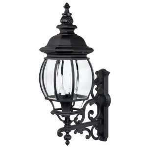Capital Lighting French Country Four Light Outdoor Wall