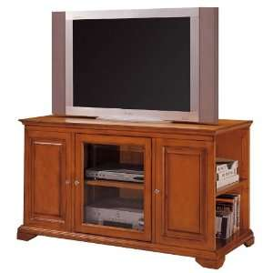 Collection 48 Classic Wood Entertainment Center: Home & Kitchen