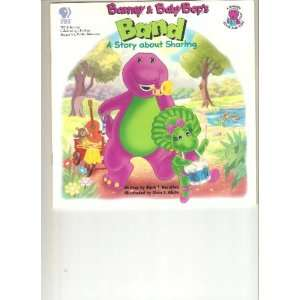com Barney and Baby Bops Band (9781570640247) Mark Bernthal Books