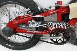 Schwinn Scorch 16 inch Boys BMX Kids Bike S1680 # 13049