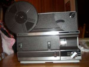 Vintage Bell & Howell 1621 Directors Series Projector