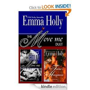 The Move Me Duet (Hidden series) Emma Holly  Kindle Store
