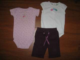Piece Baby Girl Size 12 12 18 Months Spring Summer Clothes Lot