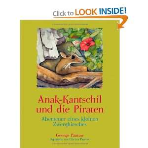 Anak Kantschil und die Piraten (German Edition