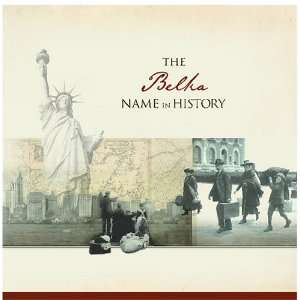 The Belka Name in History: Ancestry Books
