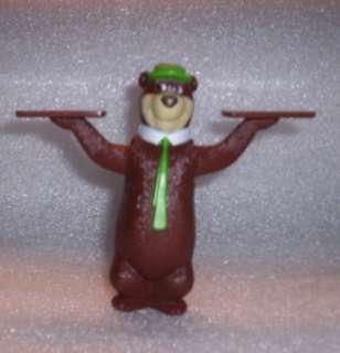 2010 YOGI BEAR 4 Scale Figure   Wendys