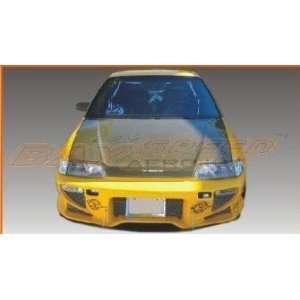 89 91 Honda CRX Invader Front Bumper Automotive