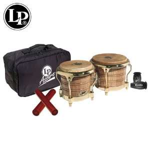 LP Latin Percussion LP793X Giovanni Galaxy Series Wood Bongos With
