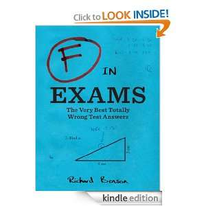 Exams pb The Very Best Totally Wrong Test Answers [Kindle Edition