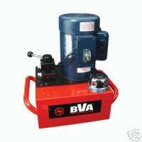 10,000 psi BVA Hydraulic Electric Pump 1HP  ENERPAC