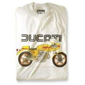 MetroRacing Ducati 900SS T Shirt   Large/Black Automotive