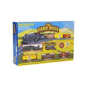 Trains The Yard Boss Ready to Run N Scale Train Set Toys & Games