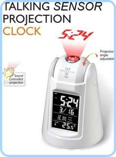 clock talking clock lcd clock functions 1 project time function 2