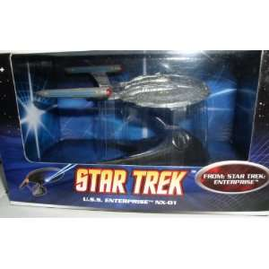 STAR TREK USS ENTERPRISE NX 01 Toys & Games