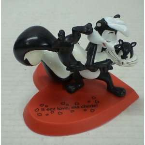 Looney Tunes Large Pepe Le Pew Pvc Figure Everything Else