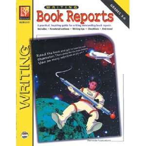 10 Pack REMEDIA PUBLICATIONS WRITING BOOK REPORTS Everything Else