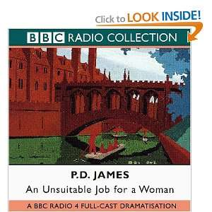 Full Cast Dramatisation): P. D. James, Judi Bowker, Anna Massey: Books
