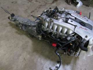 RB25DET NEO Turbo Engine Manual Transmission RB25 R34 240SX S13