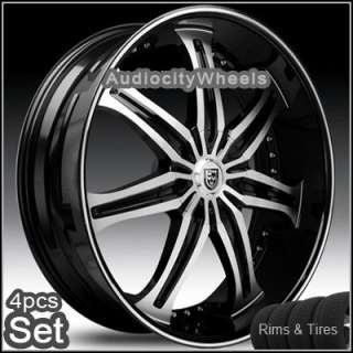 26Wheels and Tires Lexani LX7,Rims Chevy Ford H3 Ram